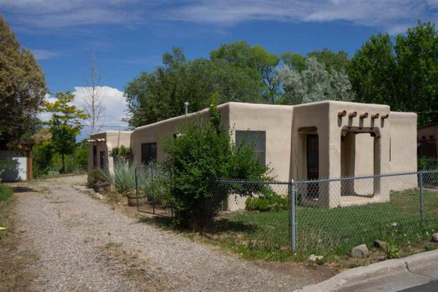 324 Montoya Street, Taos, NM 87571 (MLS #102064) :: Page Sullivan Group | Coldwell Banker Lota Realty