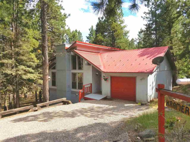 59 Cimarron Trail, Angel Fire, NM 87710 (MLS #102074) :: Page Sullivan Group | Coldwell Banker Lota Realty