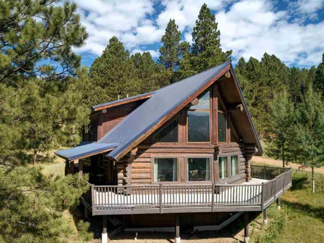 11 Quivera Circle, Angel Fire, NM 87710 (MLS #102078) :: Page Sullivan Group | Coldwell Banker Lota Realty