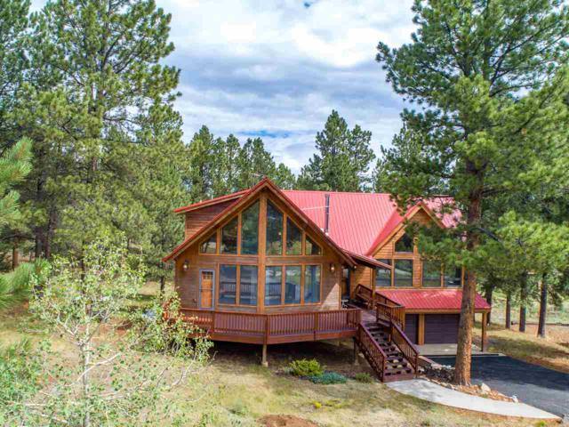 28 N Valle Grande Trail, Angel Fire, NM 87710 (MLS #102082) :: Page Sullivan Group | Coldwell Banker Lota Realty