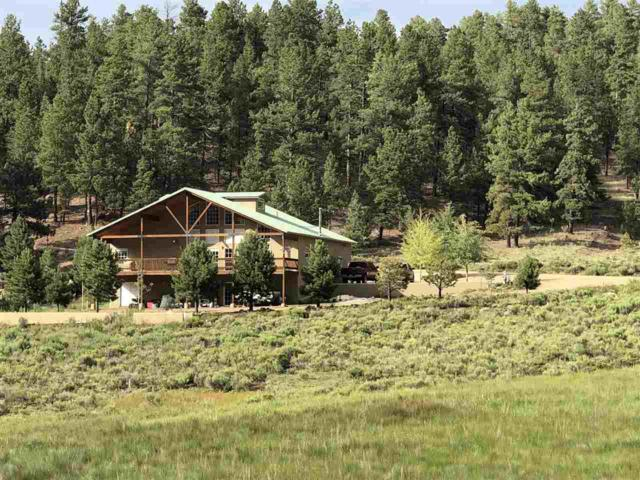 56 Snowmass Rd, Angel Fire, NM 87710 (MLS #102088) :: Angel Fire Real Estate & Land Co.