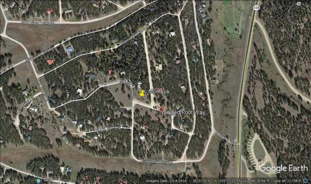 Winged Foot Way, Angel Fire, NM 87710 (MLS #102092) :: Angel Fire Real Estate & Land Co.