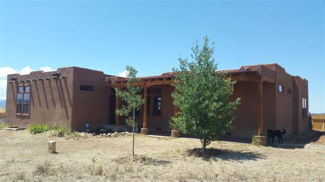 5 Avenida Nicolas, El Prado, NM 87529 (MLS #102103) :: Page Sullivan Group   Coldwell Banker Lota Realty