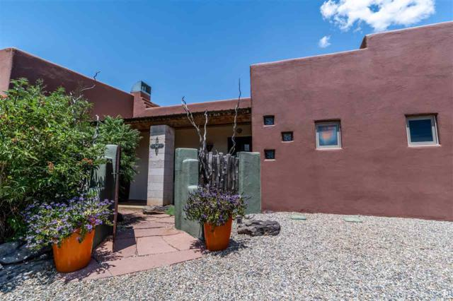 44 Arroyo Park Drive, Taos, NM 87571 (MLS #102137) :: Page Sullivan Group | Coldwell Banker Lota Realty