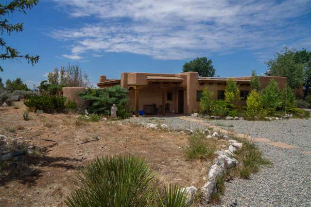 34 Camino Realidad, Arroyo Seco, NM 87514 (MLS #102138) :: Page Sullivan Group | Coldwell Banker Mountain Properties