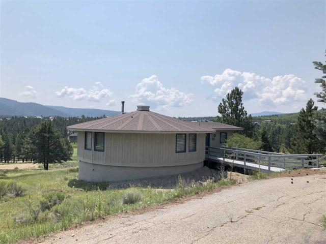 290 Via Del Rey, Angel Fire, NM 87710 (MLS #102154) :: The Chisum Realty Group