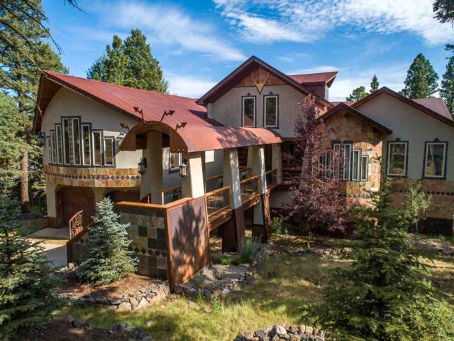 37 Camino Real, Angel Fire, NM 87710 (MLS #102178) :: Page Sullivan Group | Coldwell Banker Mountain Properties