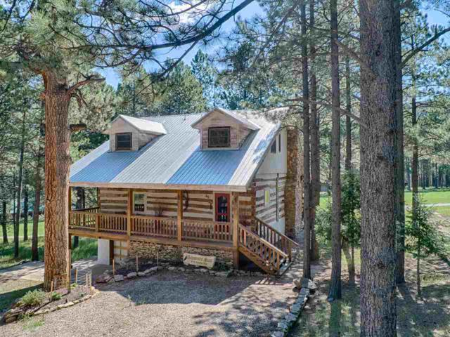 45 Saint Andrews Way, Angel Fire, NM 87710 (MLS #102187) :: The Chisum Realty Group
