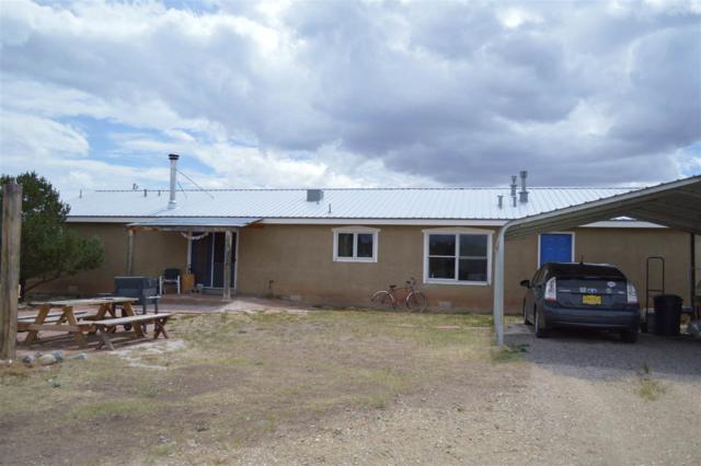 20 Forest Road 222 Camino De Las Tablas, Tres Piedras, NM 87577 (MLS #102225) :: The Chisum Realty Group