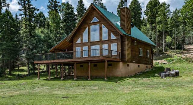 14 San Andres Circle, Angel Fire, NM 87710 (MLS #102235) :: The Chisum Realty Group