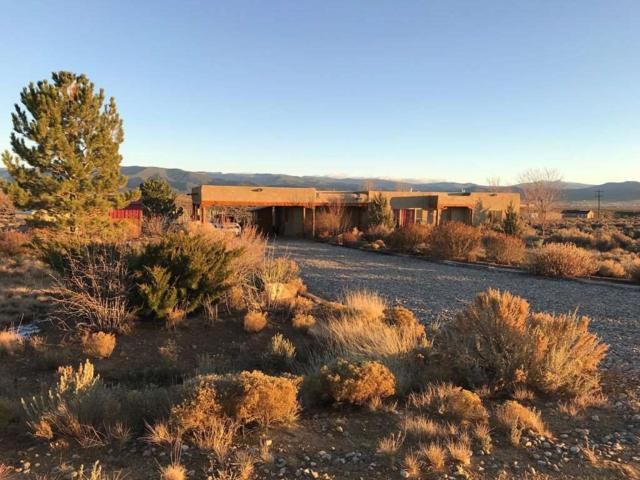 30 Este Mirada, Taos, NM 87571 (MLS #102246) :: The Chisum Realty Group