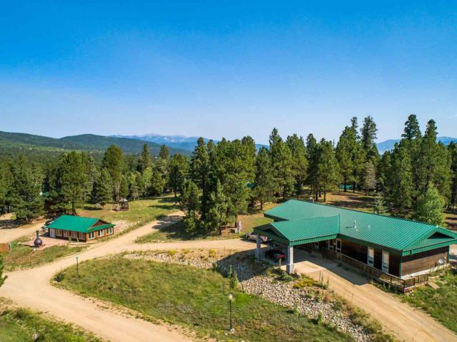 The Retreat At Angel Fire, Angel Fire, NM 87710 (MLS #102253) :: The Chisum Realty Group