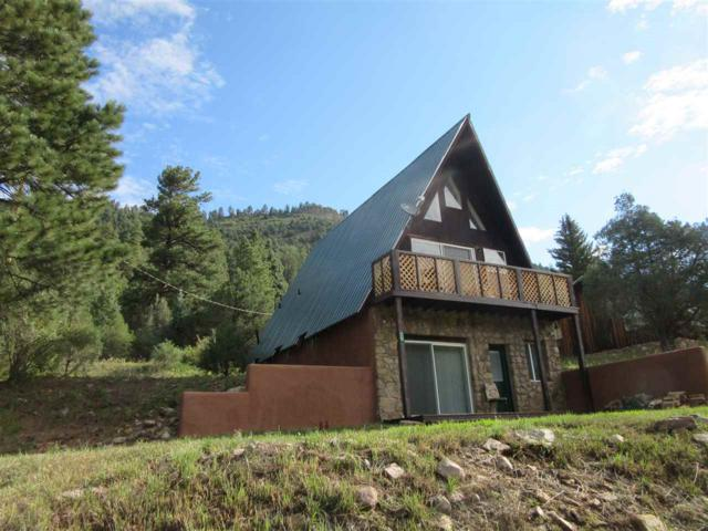 5371 Hwy 518, Vadito, NM 87579 (MLS #102257) :: The Chisum Realty Group