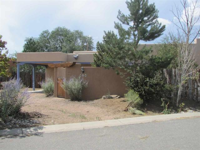310 South Trapper, Taos, NM 87571 (MLS #102258) :: The Chisum Realty Group