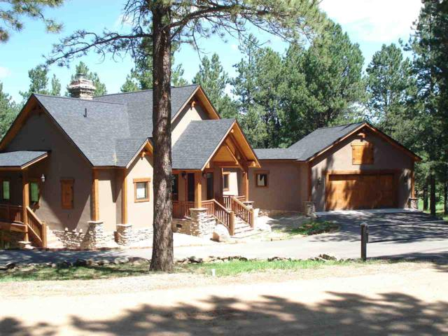 17 Tam O'shanter Terr., Angel Fire, NM 87710 (MLS #102288) :: Angel Fire Real Estate & Land Co.