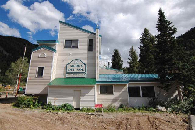 13 Thunderbird Road, Taos Ski Valley, NM 87525 (MLS #102303) :: The Chisum Realty Group