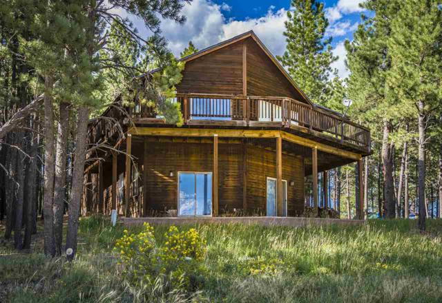 78A West Ridge Road, Angel Fire, NM 87710 (MLS #102314) :: The Chisum Realty Group