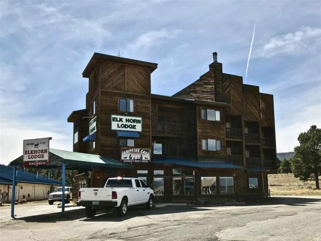 3377 Mountain View Blvd, Angel Fire, NM 87710 (MLS #102339) :: The Chisum Realty Group