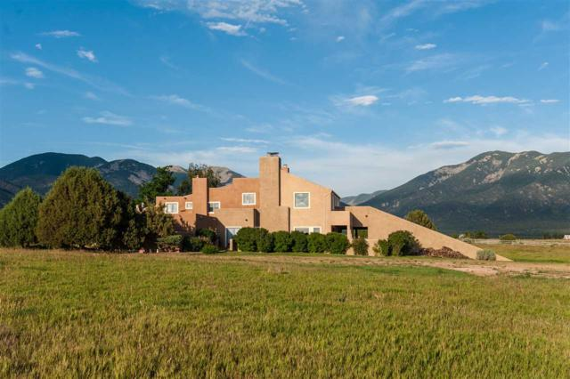 Des Montes, Arroyo Seco, NM 87514 (MLS #102356) :: Page Sullivan Group | Coldwell Banker Mountain Properties