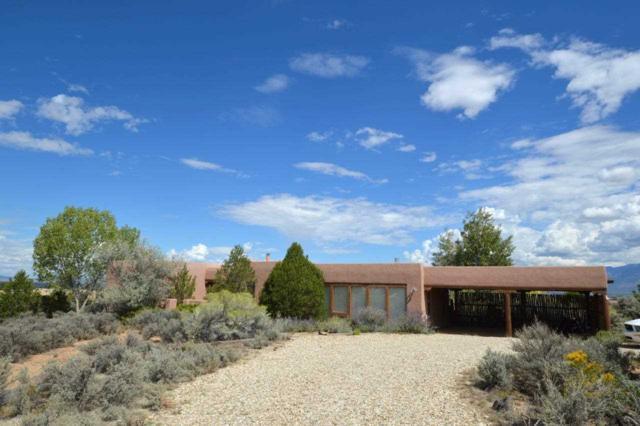 18 Vista Linda Rd, Ranchos de Taos, NM 87557 (MLS #102368) :: Page Sullivan Group | Coldwell Banker Mountain Properties