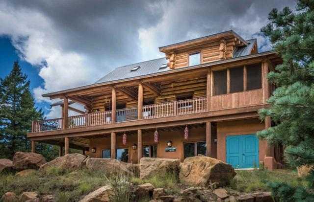 230 Pam Coleman Drive, Angel Fire, NM 87710 (MLS #102371) :: The Chisum Realty Group