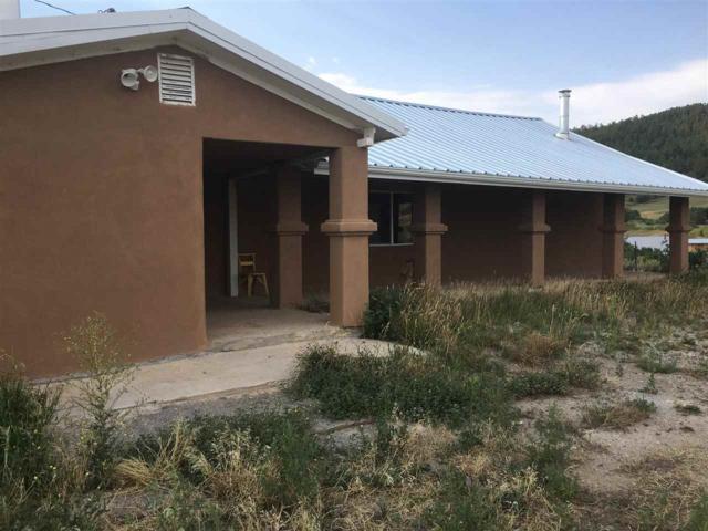 32 Upper Llano Road, Llano de San Juan, NM 87543 (MLS #102402) :: Angel Fire Real Estate & Land Co.