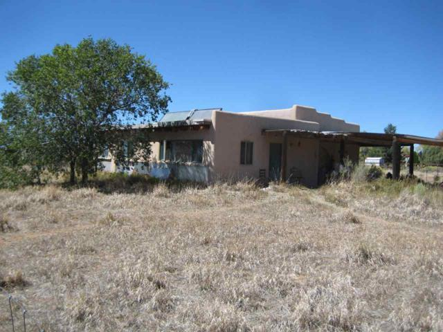 526 Hondo Seco Road, Taos, NM 87514 (MLS #102430) :: Page Sullivan Group | Coldwell Banker Mountain Properties