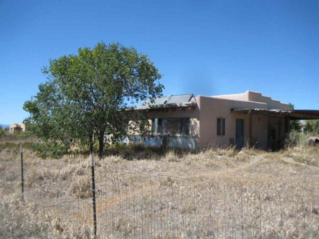 526 Hondo Seco Rd, ARROYO SEC0, NM 87514 (MLS #102435) :: Page Sullivan Group | Coldwell Banker Mountain Properties