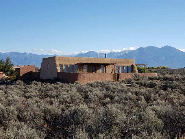 58 Irish Road, Ranchos de Taos, NM 87557 (MLS #102445) :: Page Sullivan Group | Coldwell Banker Mountain Properties