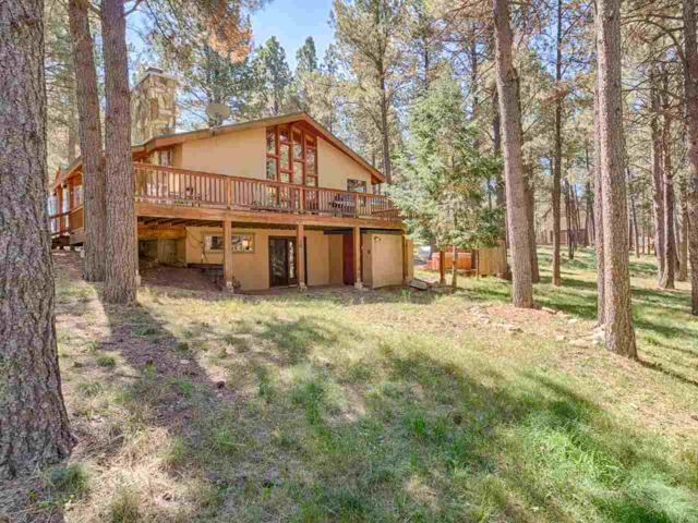 25 Broadmoor Way, Angel Fire, NM 87710 (MLS #102447) :: The Chisum Realty Group