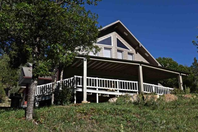 1510 Nm Hwy 434, Guadalupita, NM 87722 (MLS #102448) :: The Chisum Realty Group