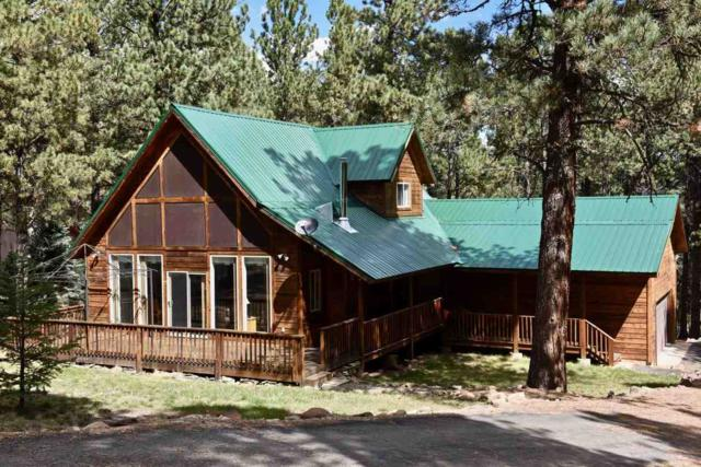 12 Valle Grande Circle, Angel Fire, NM 87710 (MLS #102450) :: The Chisum Realty Group