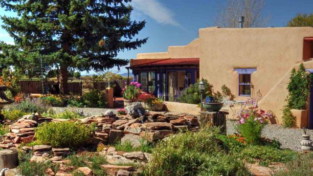13 Camino A Realidad, Arroyo Seco, NM 87529 (MLS #102486) :: Page Sullivan Group | Coldwell Banker Mountain Properties