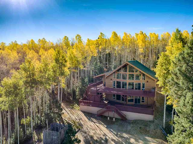 94 Santo Domingo, Angel Fire, NM 87710 (MLS #102507) :: The Chisum Realty Group