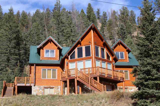 54 Valley Of The Pines, Red River, NM 87558 (MLS #102517) :: The Chisum Realty Group