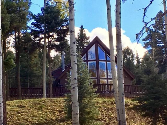 55 Rio Arriba, Angel Fire, NM 87710 (MLS #102541) :: The Chisum Realty Group