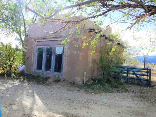 Calle Miguel, Taos, NM 87557 (MLS #102542) :: The Chisum Realty Group