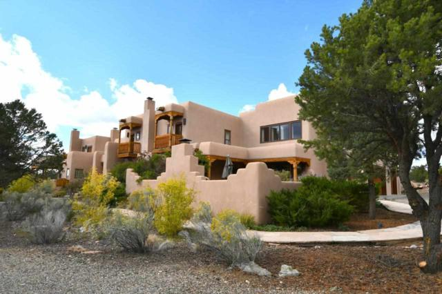 198 Duval Rd, Taos, NM 87571 (MLS #102548) :: The Chisum Realty Group