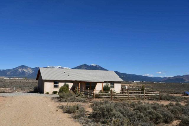 132 Camino Tortuga, Taos, NM 87571 (MLS #102553) :: The Chisum Realty Group