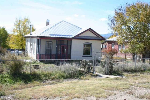 328 E 6TH, Cimarron, NM 87714 (MLS #102576) :: The Chisum Realty Group