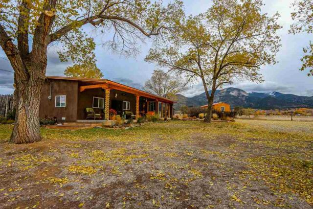 547 Hondo Seco Road, Arroyo Seco, NM 87514 (MLS #102584) :: Page Sullivan Group | Coldwell Banker Mountain Properties