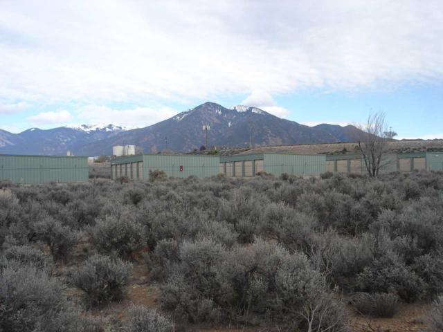 Off Of Blueberry Hill Rd, Taos`, NM 87571 (MLS #102608) :: The Chisum Realty Group