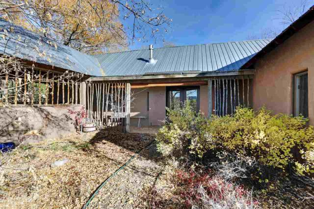 280A State Highway 85, Dixon, NM 87527 (MLS #102609) :: The Chisum Realty Group