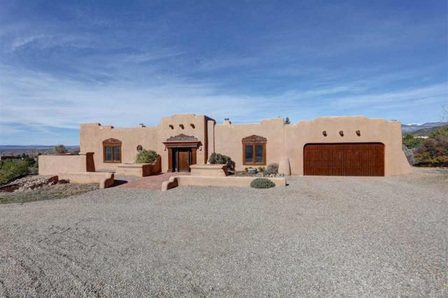 1565 Weimer, Taos, NM 87571 (MLS #102617) :: The Chisum Realty Group