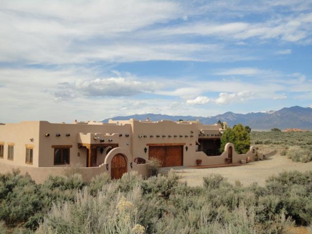 12 Golf Course Drive, Ranchos de Taos, NM 87557 (MLS #102618) :: The Chisum Realty Group