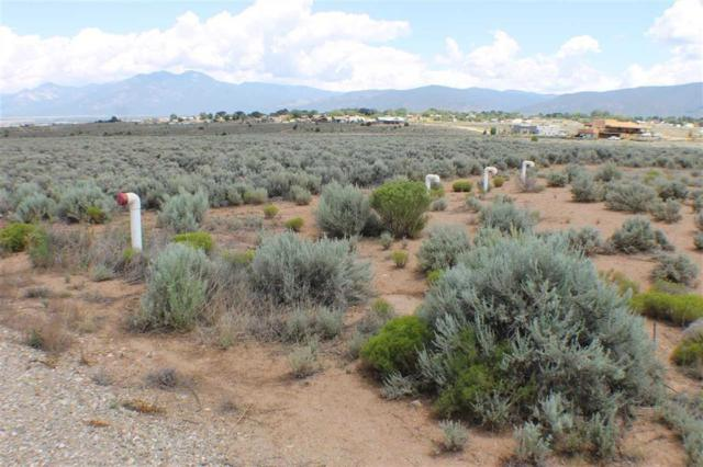 Lot 15 Taos Vista Drive, Ranchos de Taos, NM 87557 (MLS #102620) :: The Chisum Realty Group