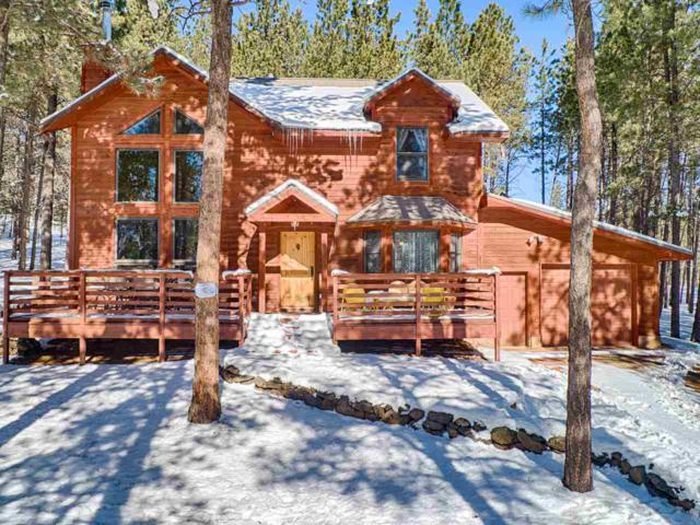 14 Palmer Ct, Angel Fire, NM 87710 (MLS #102631) :: The Chisum Realty Group