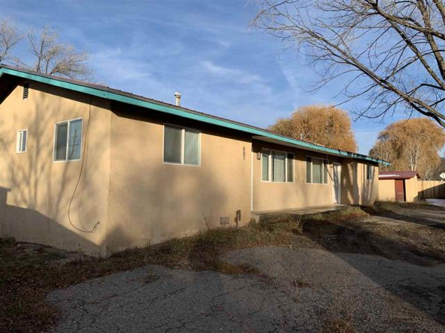 741 A B State Rd 240, Taos, NM 87571 (MLS #102633) :: Page Sullivan Group | Coldwell Banker Mountain Properties