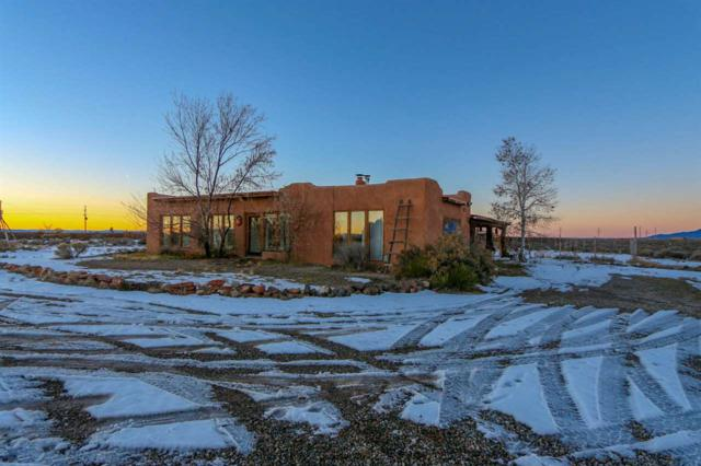 5 Nighthawk Trail, Taos, NM 87571 (MLS #102639) :: Page Sullivan Group | Coldwell Banker Mountain Properties