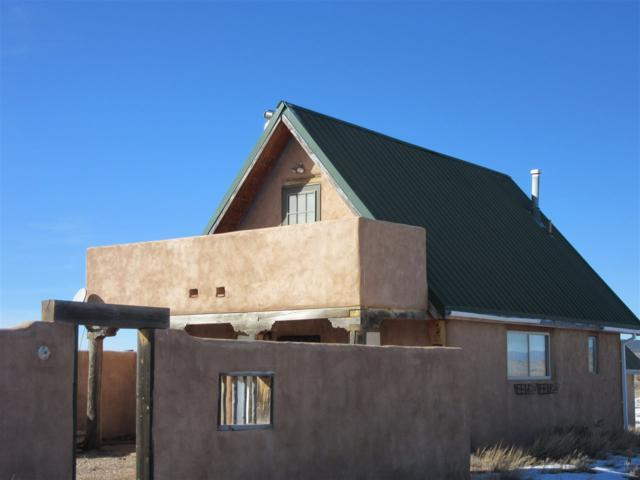 32 West Rim Road, Taos, NM 87529 (MLS #102640) :: Page Sullivan Group | Coldwell Banker Mountain Properties